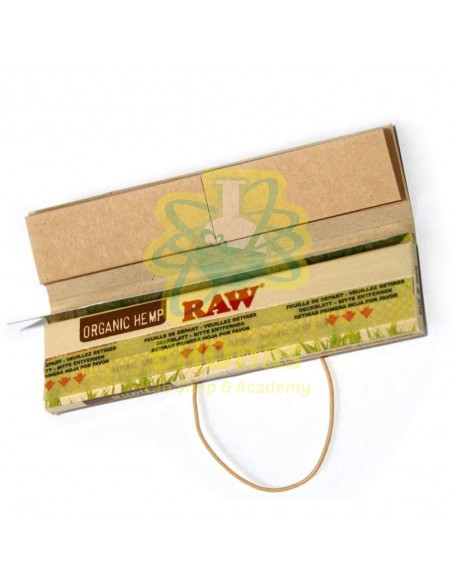 Raw King Size Slim + Tips