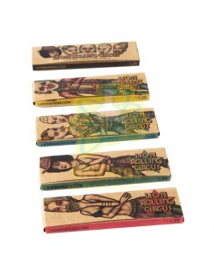 Papel Lion Rolling Circus Unbleached 1.25