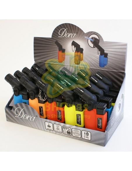 Mini Soplete Dora Goma Colores