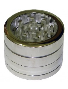 Metal 4 part grinder with...
