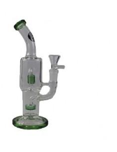 Glass 22cm Justin Hale Bong...